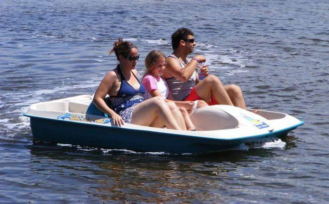 Costa Roca Resort Club - Pedal Boat