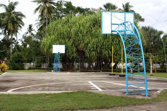 Costa Roca Resort Club - Table Tennis / Volleyball / Basketball Court