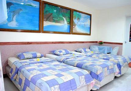Costa Roca Resort Club - Deluxe Triple